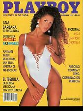 PLAYBOY MAGAZINE - SPAIN ISSUE - DEC. 1997 - MINT- CONDITION - TAKE A LQQK
