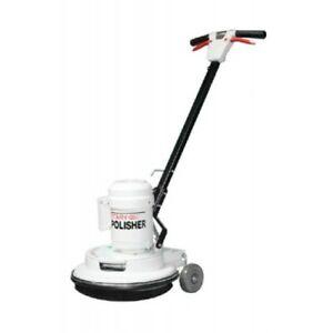 Polivac C25 Non Suction Polisher Hard Floor Polishing Equipment Floor Polishing