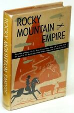 Rocky Mountain Empire edited by Elvon L. HOWE 1950 1st Edition in DJ 77399