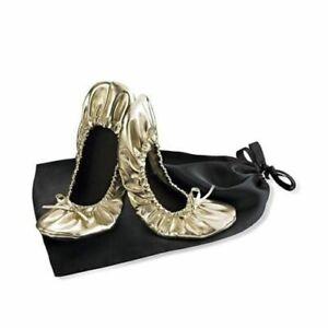 Avon Shelbie pumps - Gold - size 7/8 - BNIP
