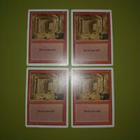 Tunnel x4 Revised Edition 4x Playset Magic the Gathering MTG