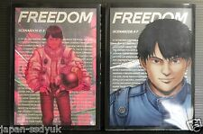 Japan Freedom Scenarios vol.1+2 Complete set