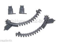 NEAR26 DOSSIER SUPPORT x2 ARCHE NECRON ARK WARHAMMER 40000 BITZ 67-67-70-70