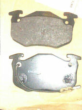 PEUGEOT 305GTX  FRONT DISC BRAKE PAD - DON