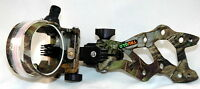New TruGlo Rival FX 5 Pin Bow Sight (.019) Pins Realtree APG Camo TG5915C