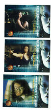 Serenity The Movie Complete 3 Card The Truth Within Boxtopper Chase Set BL1-BL3