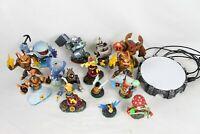 Huge 15 Skylander Video Game Action Figure Toy Lot Portel 0000547 Accessory