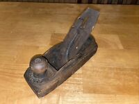 Bailey Stanley Wooden Plane Vintage Tool