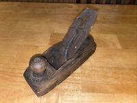 Bailey Stanley Wooden Plane Vintage Tool