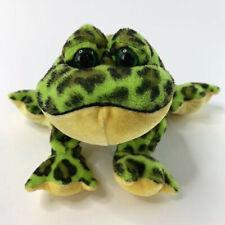 Ganz Webkinz HM114 Bullfrog Plush Animal Soft Stuffed Toy Fluffy