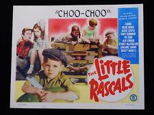CHOO CHOO R51 * OUR GANG/LITTLE RASCALS * CLASSIC HAL ROACH 1932 COMEDY SHORT!!