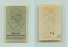 Bechuanaland 1888 SC 28 mint black wmk 14 British Commonwealth . f2090