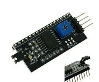 IC/I2C/TWI/SPI Serial Interface Board Module Port For Arduino 1602LCD Display