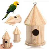 Nistkasten Nisthaus Vogelhaus Vogelhäuschen Meisenkasten Holz Vogelnistkasten