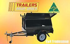 6x4 Tradie Trailer Single Axle AUSSIE MADE - BRISBANE | GREAT VALUE FOR MONEY!!
