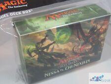 Nissa vs. Ob Nixilis DUEL DECK BOX COMBO PACK ULTRA PRO CARD BOX MTG