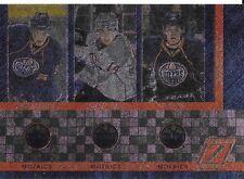 10/11 Zenith Mozaics Oilers Paajarvi Eberle Hall 9