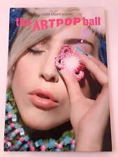 **LADY GAGA - THE ARTPOP BALL 2014 TOUR - EXCELLENT CONDITION**