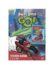 Giromax Angry Birds Go Stickers - Choose 10 Most Numbers Available