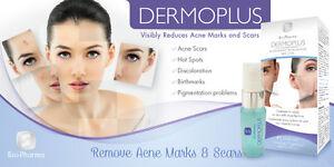Dermoplus Refine Skin Tightening Serum Acne Scars Tone Correcting Large Pores