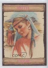1989 re-Ed Bible Cards Ruth #6 Orpah Non-Sports Card 0q3