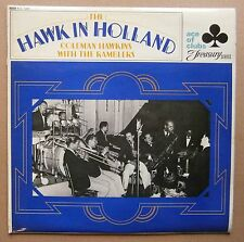 LP Coleman Hawkins With The Ramblers – The Hawk In Holland Uk 1968 Jazz