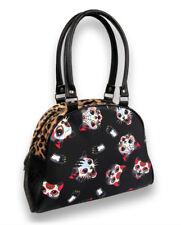 Liquor Brand Cat Tattoo Ink Art Adult Womens Bowling Bag Handbag Purse B-OBW-058