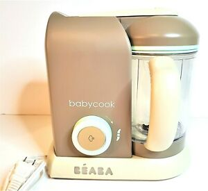 Beaba Baby Cook Solo Baby Food Maker and Steamer