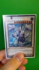 Trishula, Dragon of the Ice Barrier BLLR-EN060 Secret Rare Yugioh NM + BONUS!!!