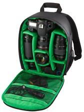 RivaCase 7460 Kamera Rucksack Tasche in Schwarz für Nikon D3000