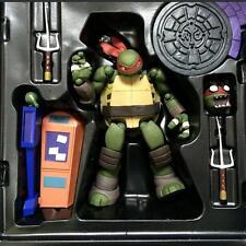 Figure Raphael Revoltech TMNT Teenage Mutant Ninja Turtles Assembled Toy Action