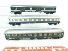 bg831-1 #3X Lima H0/DC Passenger Car 11853/10408 + Baggage Coach 92-40125,2nd