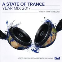 ARMIN VAN BUUREN - A STATE OF TRANCE YEARMIX 2017  2 CD NEU