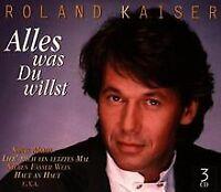 Alles was Du willst von Kaiser,Roland | CD | Zustand gut