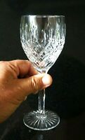 Beautiful Stuart Crystal Shaftesbury Claret Glass