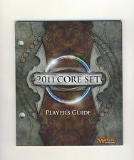 M11 2011  FAT PACK PLAYER'S GUIDE MTG MAGIC THE GATHERER