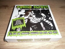 V/A - BURIED ALIVE - DEMENTED TEENAGE FUZZ FROM DOWN UNDER 1965 - 1970 - 6 CD