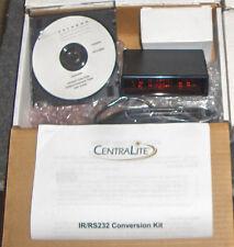 CENTRALITE SYSTEMS - 4160003 - IR/RS-232 CONVERTER KIT - NOS