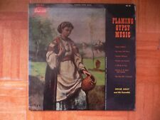 OSCAR NAGY FLAMING GYPSY MUSIC LP