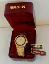 Gruen Sport Watch New Box Swiss Certified Chevrolet Technician CCT Employee Gift