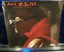 Myzery - His.Story CD insane clown posse psyhcopathic rydas records rare SEALED