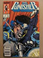 Punisher #13 Marvel Comics 1987 Series Newsstand Edition 9.2 Near Mint-