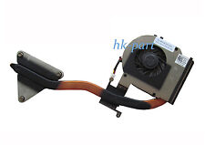 NEW for Dell Vostro 3400 3500 V3400 V3500 cpu cooling fan with heatsink 3-Wries