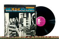 Bob Wilber All Star Jazz Band, Sing Or Play With A Band, LP 1962, NM Vinyl, RARE