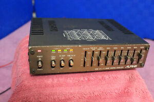 Alpine 3000 Vintage Old School 5 band Graphic Equalizer / 20wx4 Very Rare