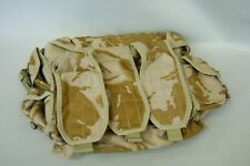 Genuine British Army Ammunition / Ammo Grab Bag in Desert - Ref Bx 11