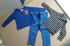 Boys DP..am trousers & 2 tops size 2-3 years