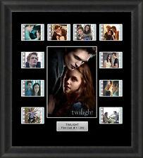 Twilight Framed 35mm Film Cell Memorabilia Filmcells Movie Cell Presentation