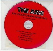 (DD124) The Jude, Les Filles Francaises - 2011 DJ CD
