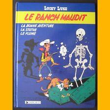 Lucky Luke LE RANCH MAUDIT Morris EO 1986